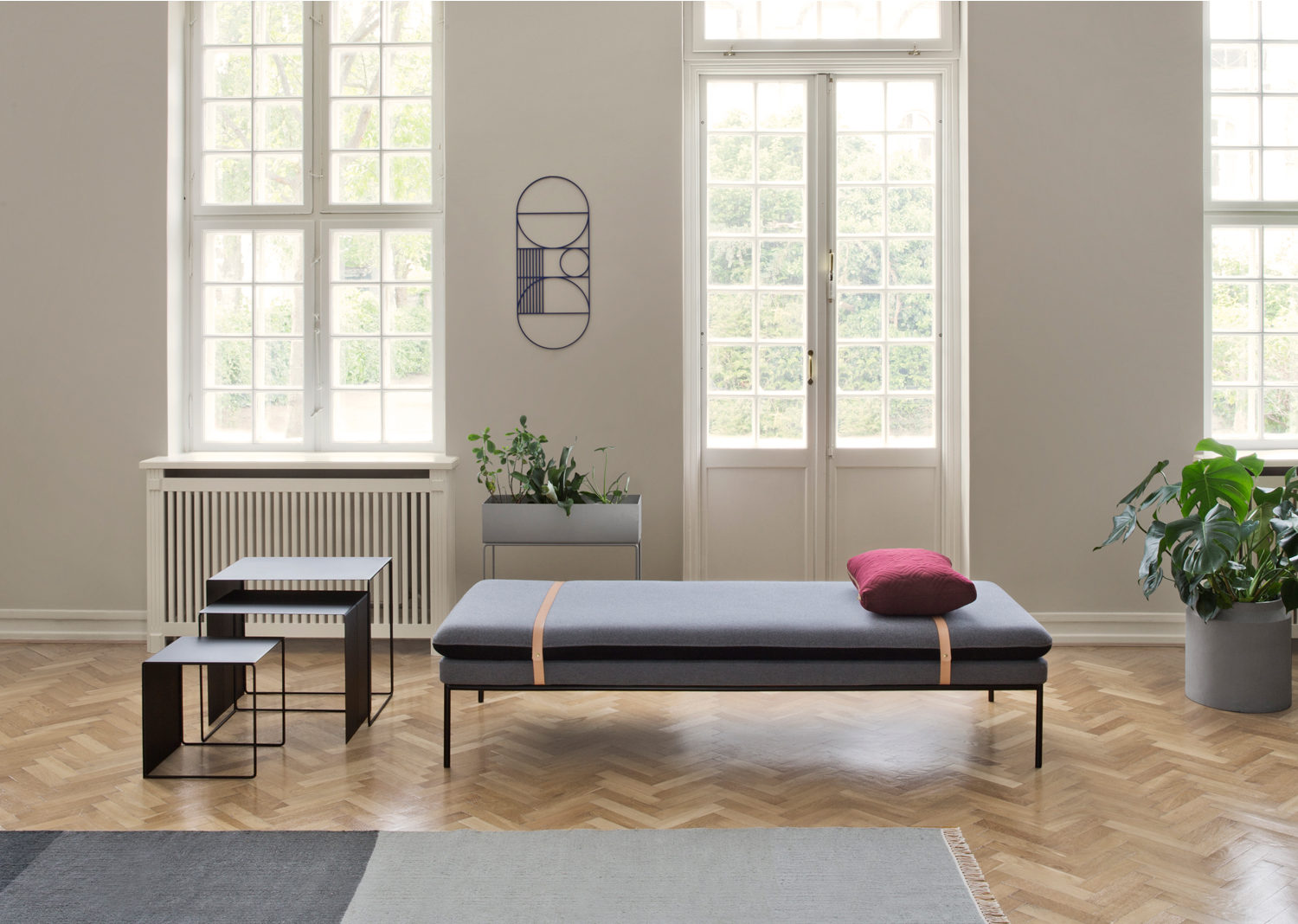 Daybed banquette Ferm Living