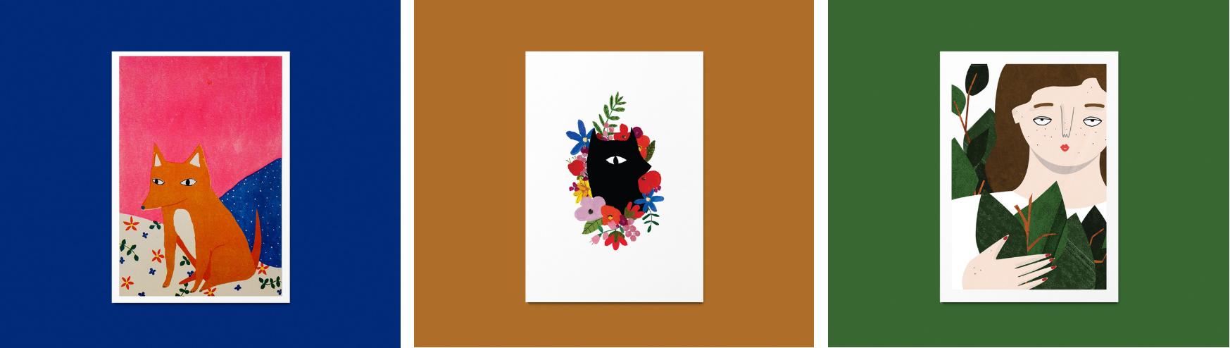 Illustratrices Aloÿse Mendoza